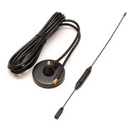 Extended GSM-antenna for trail camera