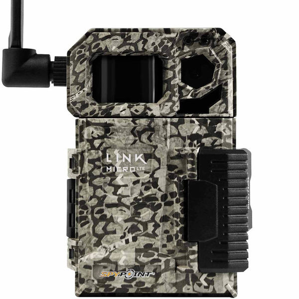 Spypoint Link-Micro LTE cellular trail camera